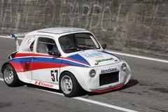 Protótipo de Fiat 500 Foto de Stock