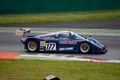 1989 protótipo do C2 do grupo de ALD C289 em Monza Foto de Stock