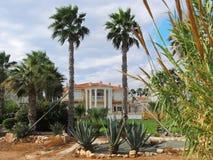 Protaras, τουρισμός, θέρετρο, ξενοδοχείο, παραλία, ταξίδι, Κύπρος Στοκ Εικόνες