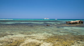 Protaras Royalty Free Stock Photography