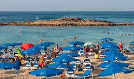 Protaras , Cyprus Royalty Free Stock Photography