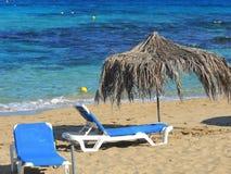 Protaras, turismo, centro turístico, hotel, playa, viaje, Chipre Imagenes de archivo