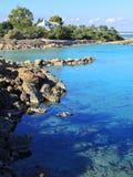 Protaras, turismo, centro turístico, hotel, playa, viaje, Chipre Fotos de archivo libres de regalías