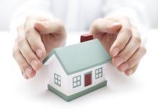Proteção da casa Imagem de Stock