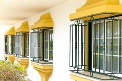 Proteção da casa fotografia de stock