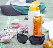 Proteção da luz solar forte foto de stock royalty free