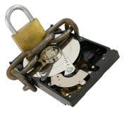 Proteção de dados Foto de Stock