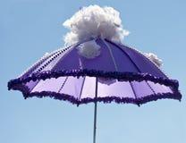 Proteção de Sun Imagem de Stock Royalty Free