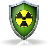 Proteção nuclear Fotos de Stock