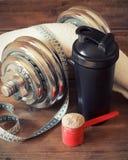 Proteína Imagen de archivo libre de regalías