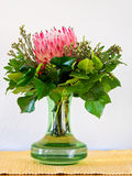 Protea Blossom Royalty Free Stock Photos