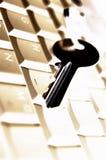 Protecção de dados Fotografia de Stock Royalty Free