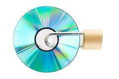 Protección anticopia imagenes de archivo