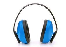 Protección auditiva Foto de archivo