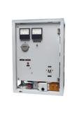 Protección contra sobrecarga eléctrica industrial Imagen de archivo