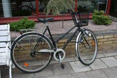 Protección de la bici Imágenes de archivo libres de regalías