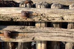 Protección de la costa Fotos de archivo