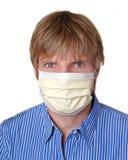 Protección de la gripe de los cerdos imágenes de archivo libres de regalías