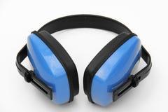 Protección de los oídos imagen de archivo