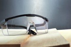 Protección de ojo foto de archivo