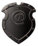 Protección del Spam Foto de archivo libre de regalías