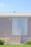 Protección Panels2 polivinílico del huracán Imagen de archivo libre de regalías