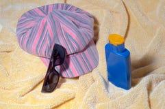 Protección de Sun Imagen de archivo libre de regalías