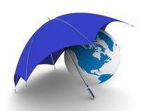 Protección de un ambiente. Fotografía de archivo libre de regalías