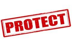 protect lizenzfreie abbildung