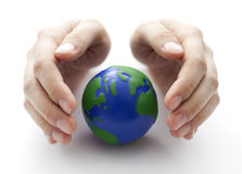 Protect the Earth Royalty Free Stock Photo
