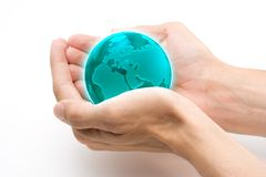 Protect The Earth Concept Royalty Free Stock Photo