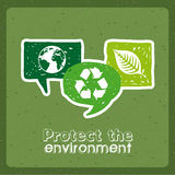 Protect the environment Royalty Free Stock Photo