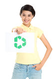 Protect our planet! Royalty Free Stock Photo