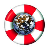 Protect the Planet Stock Image