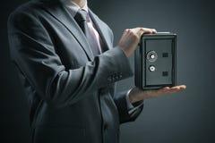 Protect savings Stock Photography