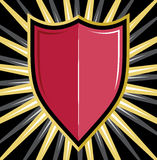Protect shield Royalty Free Stock Images