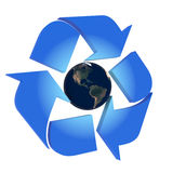 Protect The Earth Royalty Free Stock Images