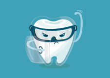 Protect of tooth Royalty Free Stock Image