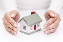 Protect Your House royalty free stock images