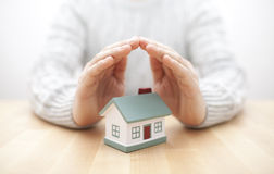 Protect Your House Stock Images