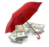 Protect your moneys Stock Photo