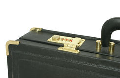 Protected briefcase Stock Photo