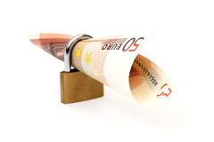 Protected currency Royalty Free Stock Photos