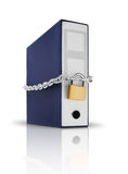 Protected File Folder Stock Photos