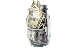 Protected money Stock Images