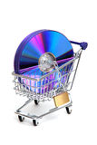 Protected Software buying Stock Photography