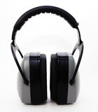protecteurs auriculaires Images stock