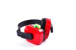 Protecteurs auriculaires et prises d'oreille  photographie stock