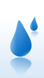 Protecting Clean Drinking Water Stock Image