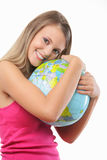 Protecting the world Stock Photography